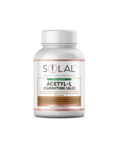 Solal Acetyl L-carnitine 30 Caps