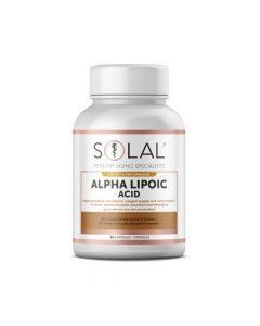 Solal Alpha Lipoic Acid 250mg 60 Caps
