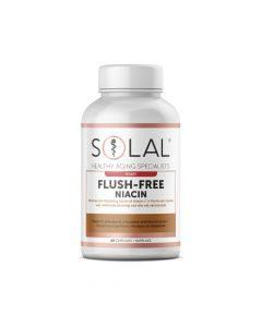 Solal Flush Free Niacin 60 Caps