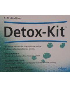 Heel Detox Kit