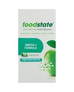 Foodstate Omega 3 30 Caps