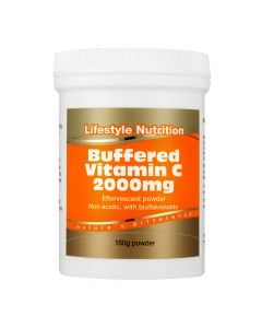 Lifestyle Buff Vitaminc 1000 150g