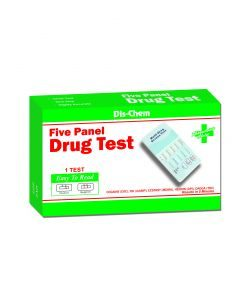 Five Panel Drug 1 Test Dis-Chem