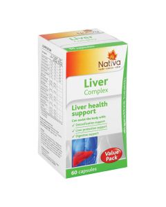 Nativa Liver Complex 60 Caps