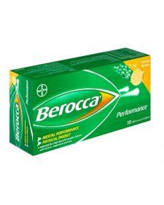 Berocca 30 Effervescent Tablets