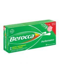 Berocca Effervescent Tropical 30 Tablets