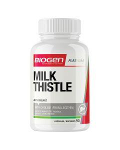 Biogen Milk Thistle 90 Capsules