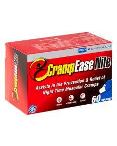 Cramp Ease Nite Caps 60's