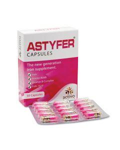 Astyfer Capsules 30's
