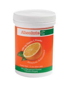 Absolute C Boost Powder Effervescent 150g