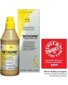 Betadine Antiseptic Solution 250ml