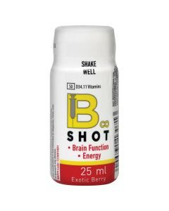 B Co Shot 25ml