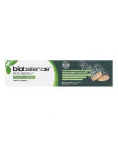 Biobalance Immunova Cold & Flu Effervescent Tabs 15
