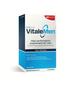 Climux Vitalemen Caps 30's