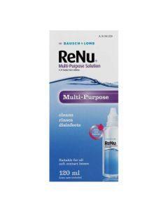 Renu Mps Solution Travel Pack 120ml
