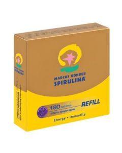 Marcus Rohrer Spirulina 180 Tabs Refill