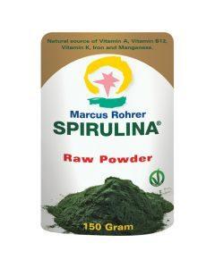 Marcus Rohrer Spirulina Powder 150g