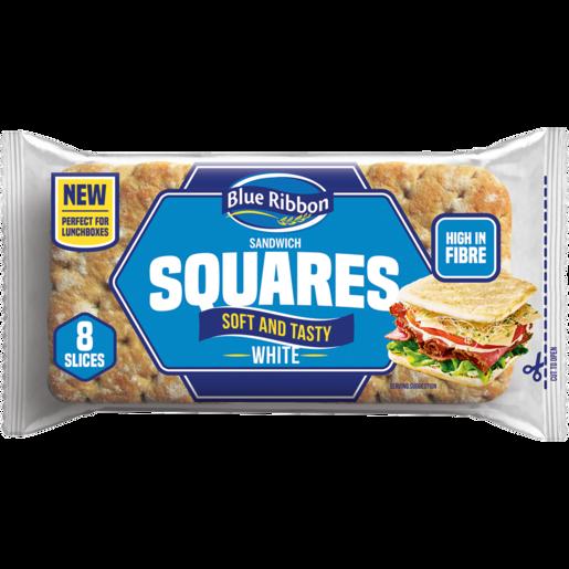 Blue Ribbon White Sandwich Squares 220g