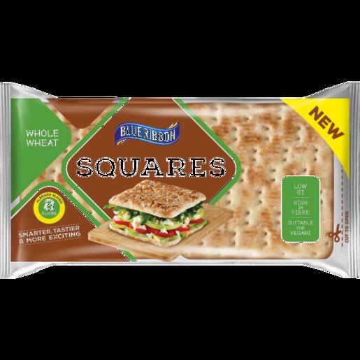 Blue Ribbon Wholewheat Sandwich Squares 248g