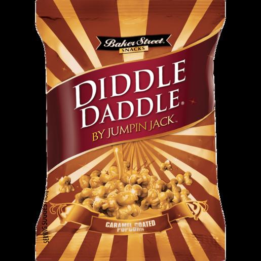 Diddle Daddle Caramel Coated Popcorn 45g