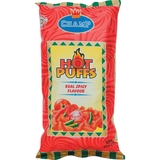 Champ Hot Puffs Baked Snack 150g