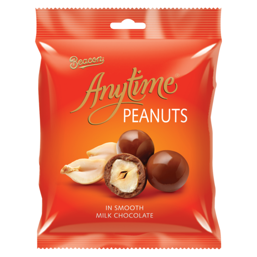 Beacon Anytime Chocolate Peanuts 180g