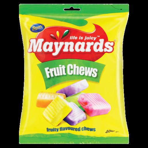 Beacon Maynards Fruit Chews Sweets 400g
