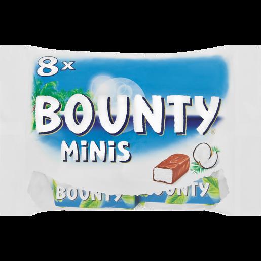 Bounty Minis Chocolate Bars Pack 250g
