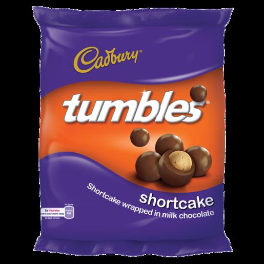 Cadbury Tumbles Chocolate Shortcakes 200g