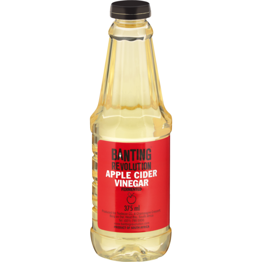 ?Banting Revolution Apple Cider Vinegar 375ml