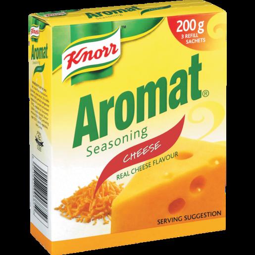 Aromat Cheese Seasoning 3 Pack 200g