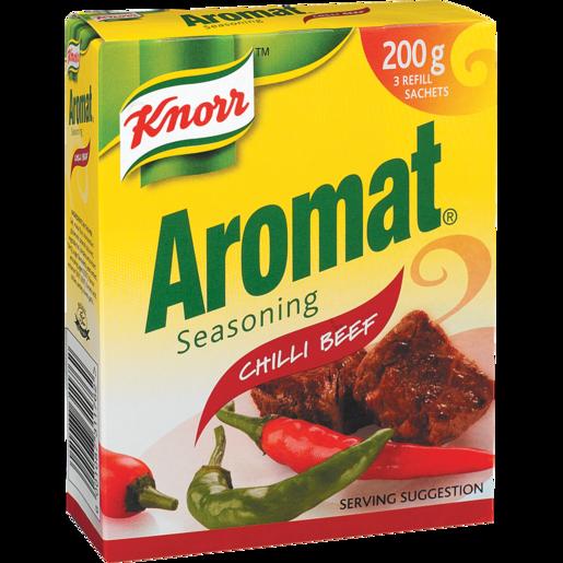Aromat Chilli Beef Seasoning 3 Pack 200g