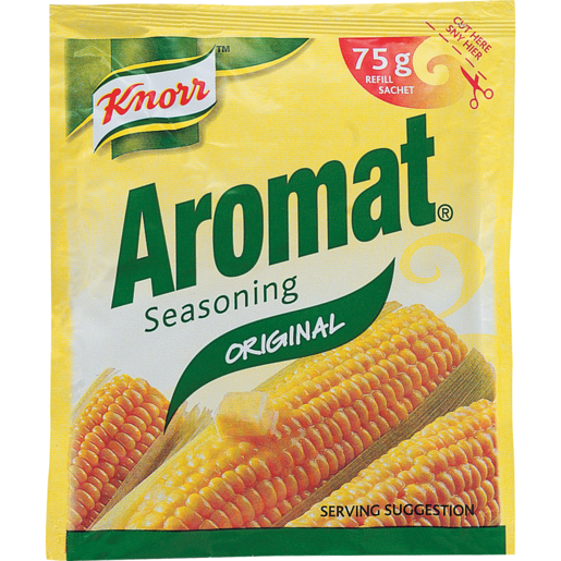 Aromat Original Seasoning Refill Sachet 75g