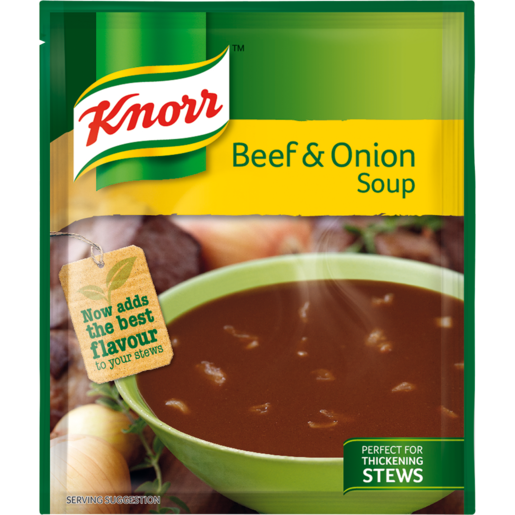 Knorr Beef & Onion Soup Packet 50g