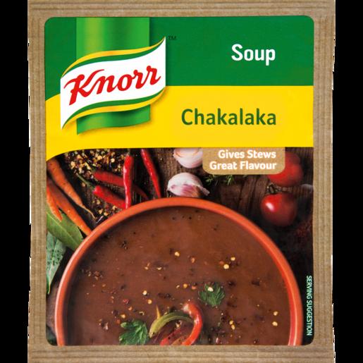 Knorr Chakalaka Regular Instant Soup Packet 50g