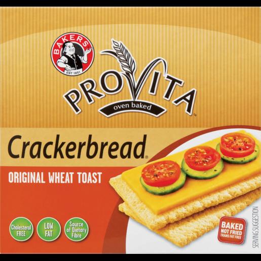 Bakers Provita Original Crackerbread 125g