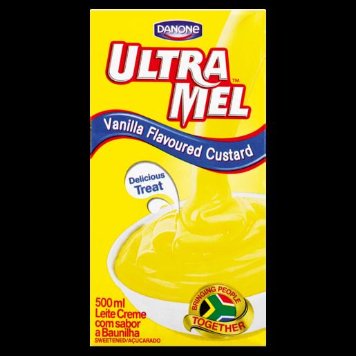 Danone Ultra Mel UHT Vanilla Custard 500ml