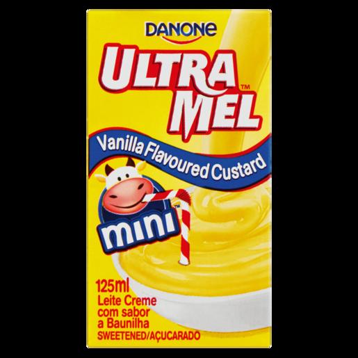Danone Ultra Mel UHT Vanilla Custard 125ml