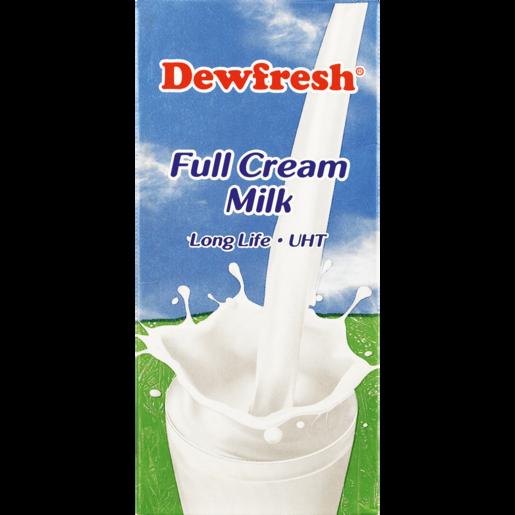 Dewfresh UHT Long Life Full Cream Milk 1L