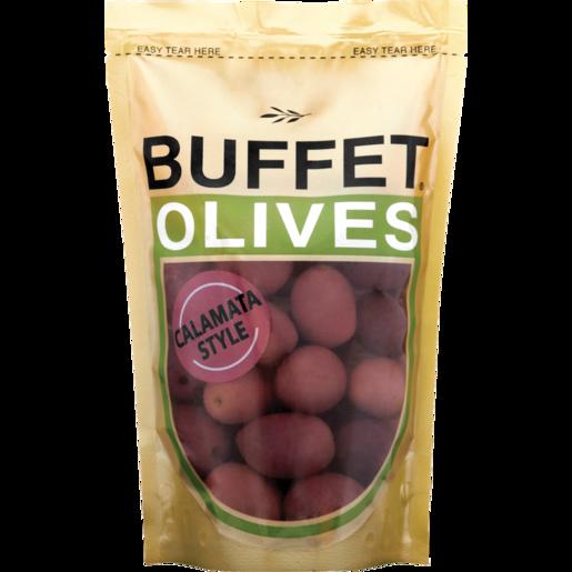 Buffet Calamata Style Olives 200g