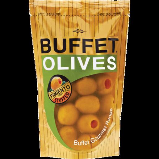 Buffet Pimiento Olives Sachet 200g