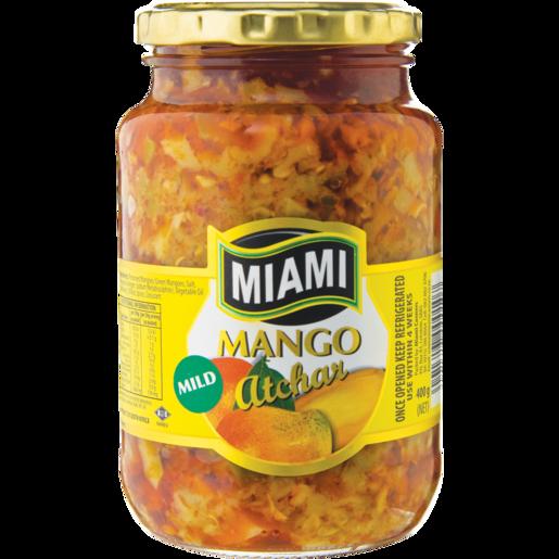 Miami Mild Mango Atchar 400g