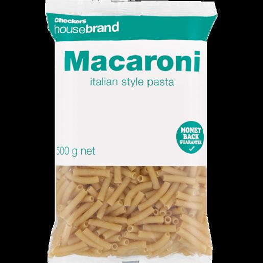 Checkers Housebrand Macaroni 500g