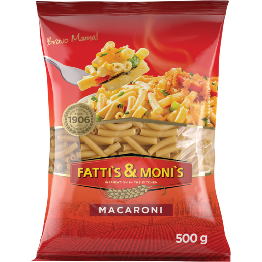 Fatti's & Moni's Macaroni Pasta 500g