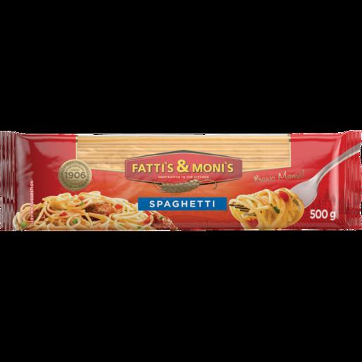 Fatti's & Moni's Spaghetti Pasta 500g