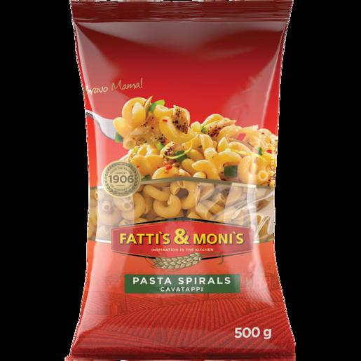 Fatti's & Moni's Cavatappi Pasta Spirals 500g