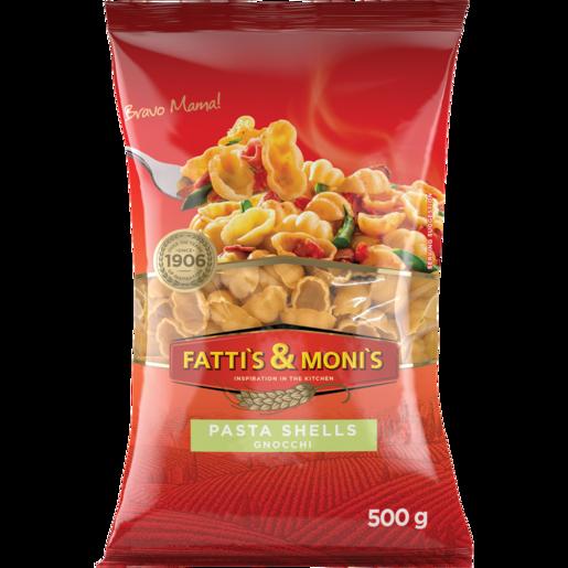 Fatti's & Moni's Large Pasta Shells 500g