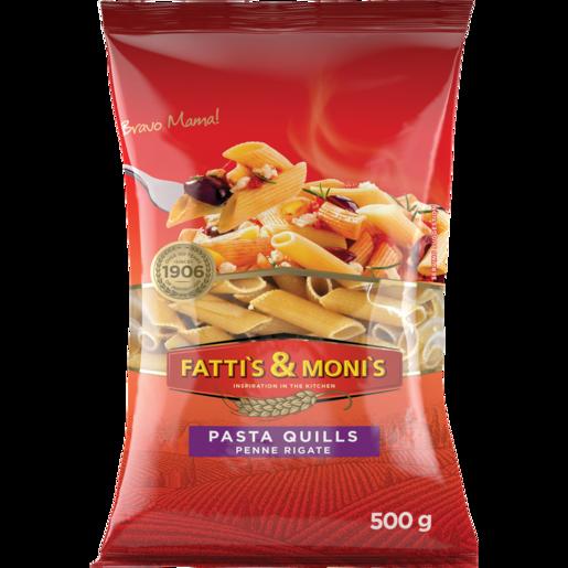 Fatti's & Moni's Pasta Quills 500g