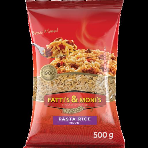 Fatti's & Moni's Risoni Pasta Rice 500g