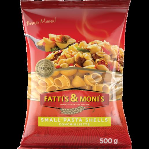 Fatti's & Moni's Small Pasta Shells 500g
